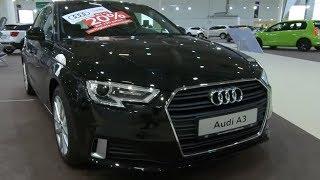 2019 New Audi A3 Sportback Exterior