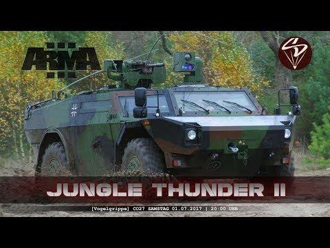 [NTF] Arma3 | Jungle Thunder II  | SkyJunky