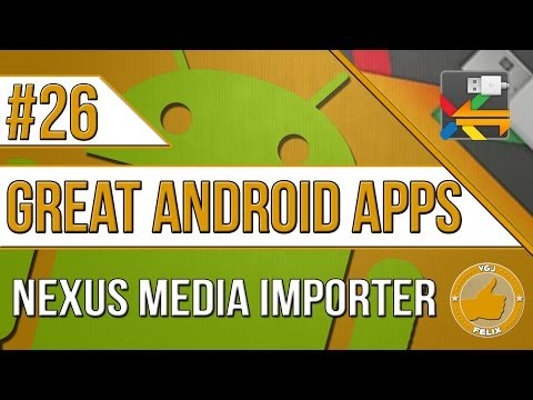 USB Media Explorer APK Cover