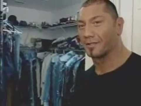 MTV Cribs with Batista
