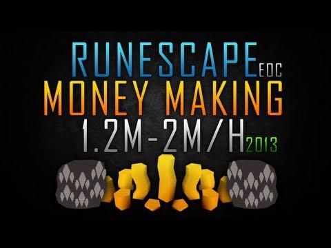 RuneScape: EoC Money Making 1.2-2M/H w/Commentary 2013!