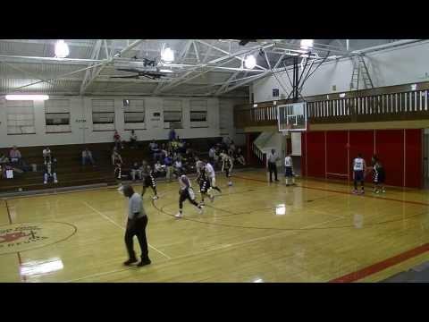 Life Christian Academy Basketball 2013 vs Walker Memorial Academy - 12/04/2013