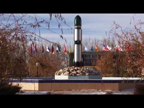 Запуск ракеты Сатана в Ясном 21.11.2013. DNEPR CLUSTER MISSION 2013