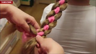 Beautiful hairstyle for school | Hairstyles for Long Hair