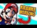 Die KRANKESTEN Mario WERBECLIPS 😰