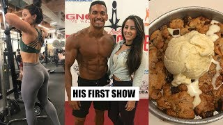 It's Almost Over // His First NPC Show