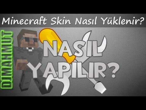 Minecraft skin nasıl yüklenir ? Karakter görünümü nasıl değiştirilir ?