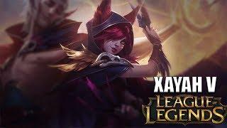 League of Legends Xayah 5