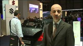 Suzuki al Salone di Ginevra 2011