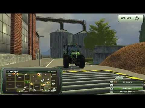 NEW TEST MERAN MAP + NUOVE CULTURE FOR FARMING SIMULATOR 2013 BY FMARCO95