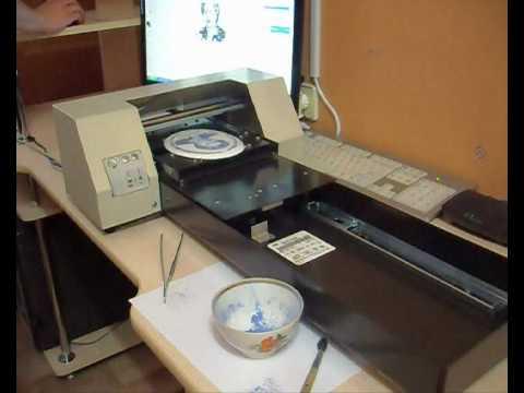 Как сделать керамический принтер