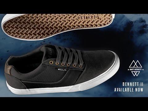 Matt Bennett & Dekline Footwear present the Bennett II