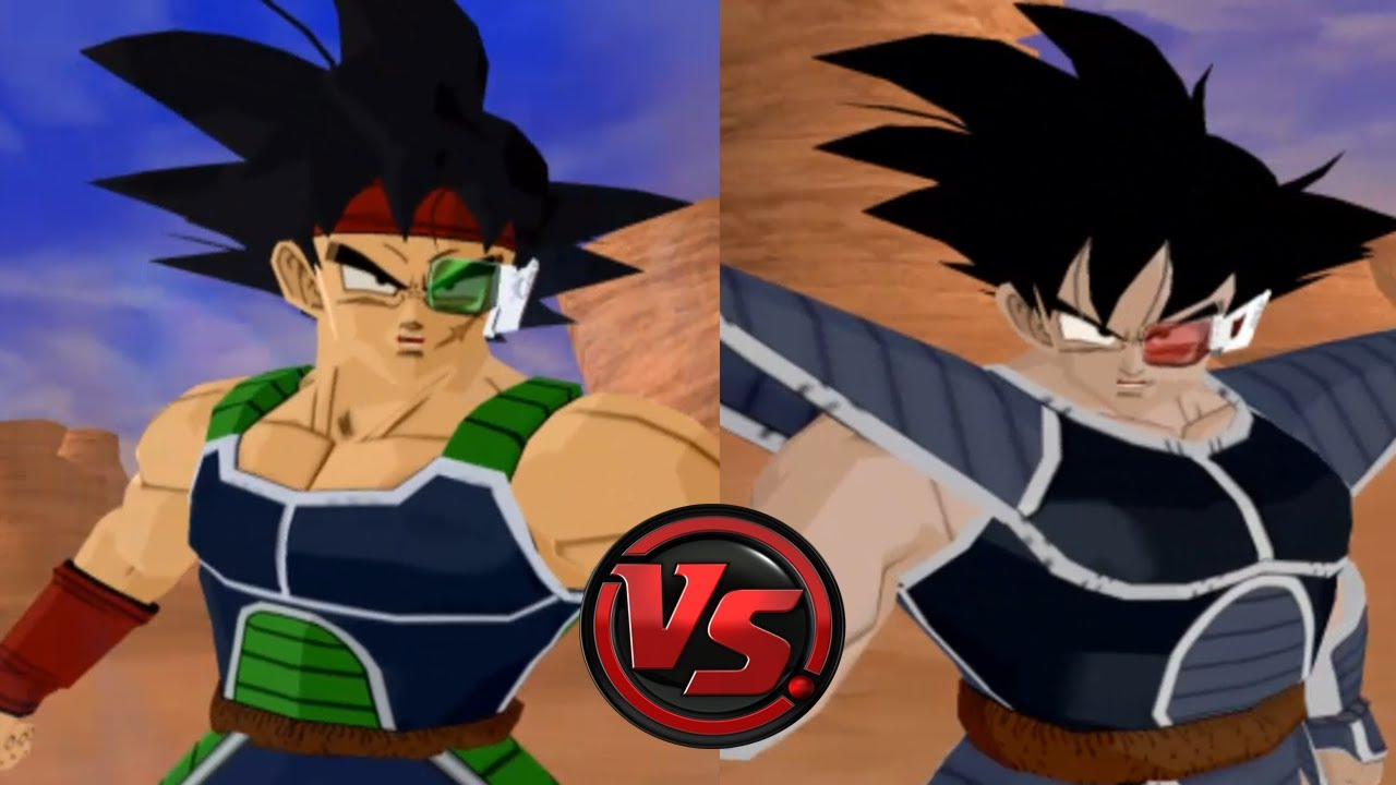 Bardock And Turles Fusion Latino | Bardock vs Turles