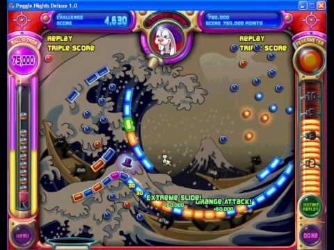 Peggle Nights Peggle Nights Deluxe 750000