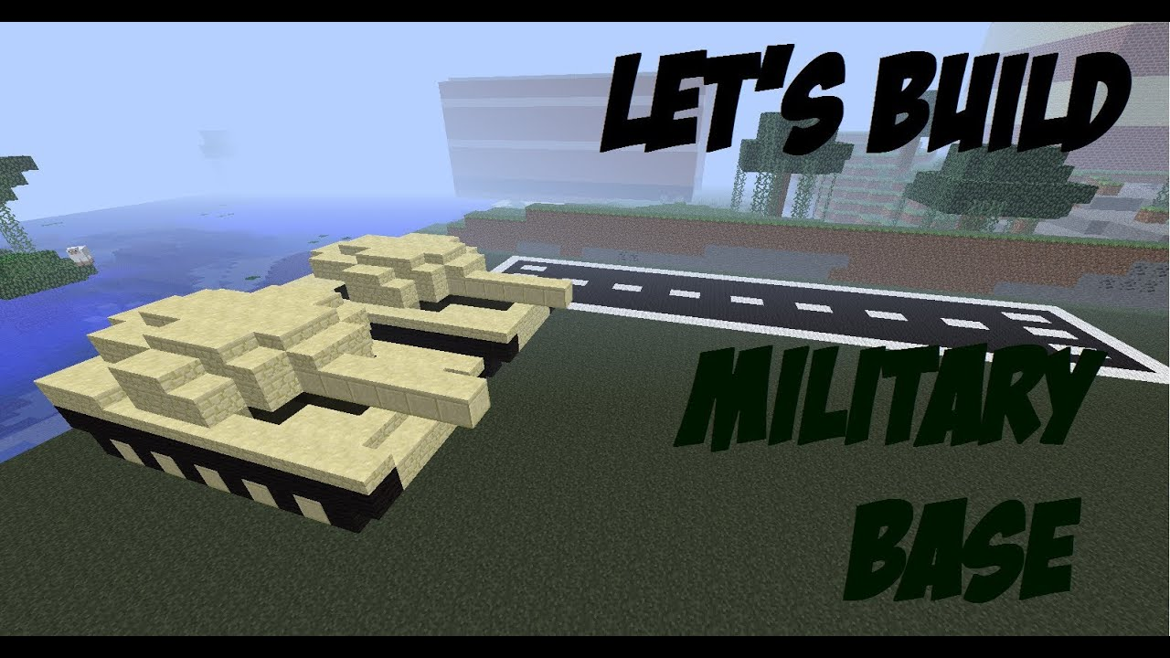 38 Military Base Part 1
