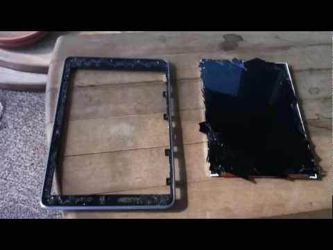 Google Nexus 7 Screen Repair (DO NOT) - Digitizer LCD Glass Replacement on ASUS N7 Android Tablet
