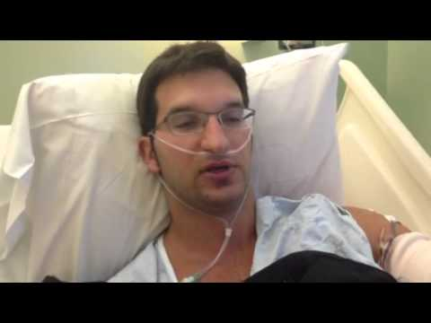 Vince DelMonte - Post-Op Surgery Update: Day 0