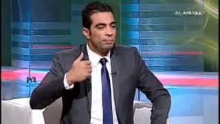 محمود ابو الدهب والكابتن شادى محمد والتواصل مع الجماهير