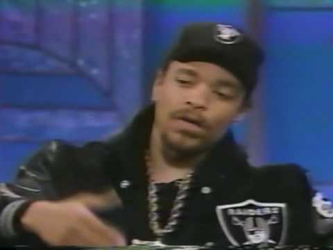 Ice-T schools Arsenio