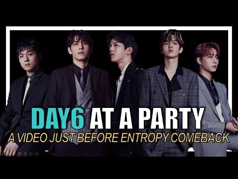 DAY6 DOING AN ALCOHOL BROADCAST (for real this time) | #Entropy #Sweet_Chaos