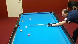 Guy Shows off Impressive Trick Shots on Pool Table - 1020901