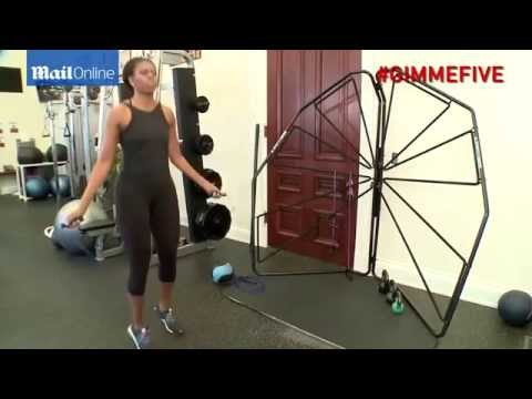Michelle Obama Workout
