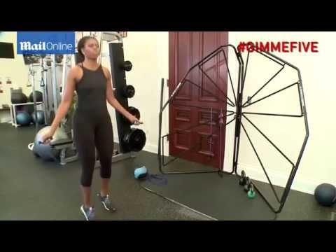 Michelle Obama Workout