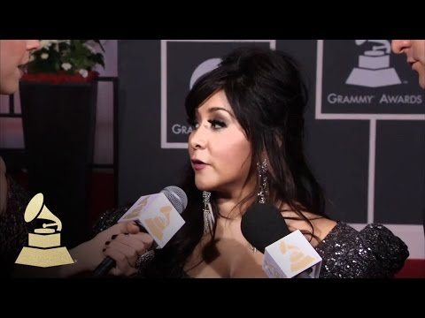 Snookie on the GRAMMY Red Carpet