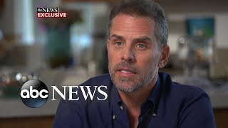 Hunter Biden defends ethics of foreign ventures l ABC News