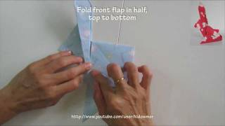 Tutorial: Origami Rabbit By Sok Song
