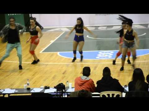 Pop dance Bailaras - Nacionales Aguada 2014