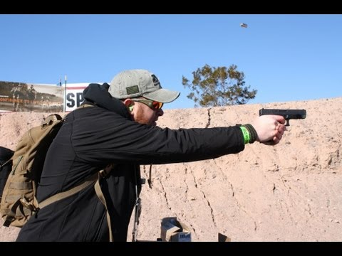 NEW Gen 4 Glock 20 & 29 - SHOT Show 2013