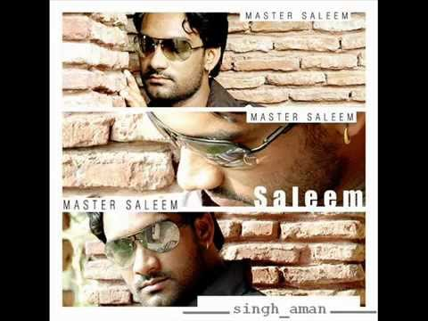 Master Saleem - Jina Tenu Pyar Keeta - New Sad Song - Album Jind Mahi video