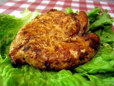 Как запечь куриное филе