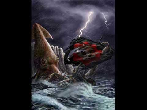 The Kraken - Monster of the Deep