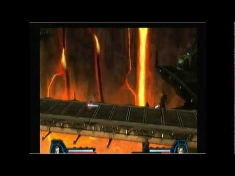 Star Wars 3 La Revanche Des Sith : Anakin Vs Obi Wan (Ps2)