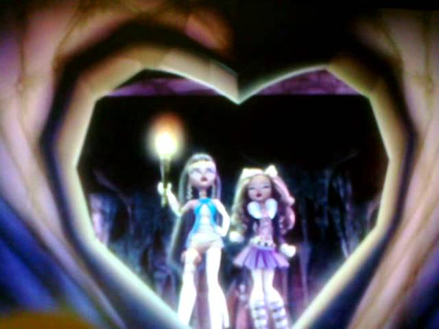 Monster high Friday night frights cz. trailer