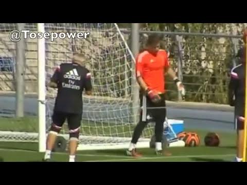 Keylor Navas vs Iker Casillas