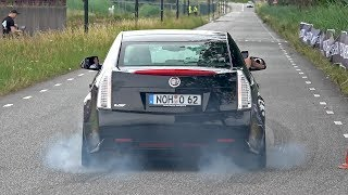 BEST OF BURNOUTS! CADILLAC, MUSTANG, BMW M5, C63 AMG, M3 F80 & MORE!