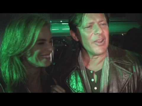 BETSY RUSSELL & COSTAS MANDYLOR INTERVIEW