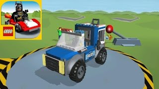 LEGO Juniors Create & Cruise - Lego Police, Police Cars Gameplay Walkthrough Part 14(iOS, Android)