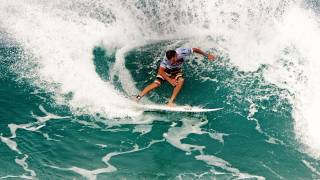 Round 2 Highlights - Quiksilver Pro France 2011