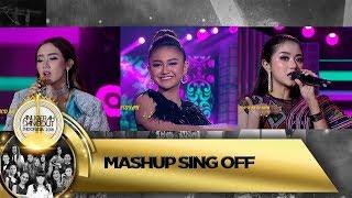 Download Lagu Sangat Memukau! Mashup Sing Off Dari Para Bintang Dangdut Indonesia - ADI 2018 (16/11) Gratis STAFABAND