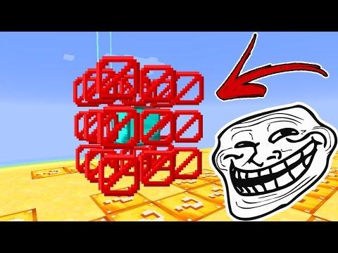 Minecraft CUBÃO : TROLLAGEM DO TOTEM !!! (MINECRAFT TROLL) thumbnail