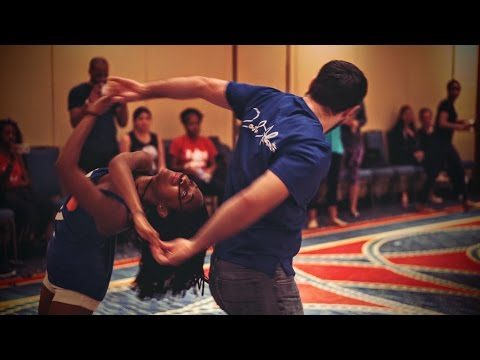 Years & Years - Take Shelter - Eddie Bonnell & Firefly - Zouk Demo - 2016 Atlanta Bachata Festival