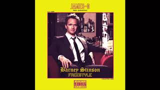 JAMES-G / BARNEY STINSON FREESTYLE (prod. sammartino)/(ESCLUSIVA 0925)