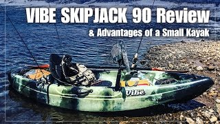 Vibe Skipjack 90 Review