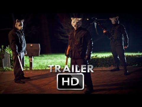 Tú Eres El Próximo (You're Next) - Trailer Subtitulado Latino [FULL HD]