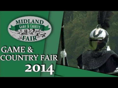 Midland Game Fair 2014 Round Up and Review