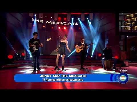 JENNY AND THE MEXICATS LA BRUJA EN HOY